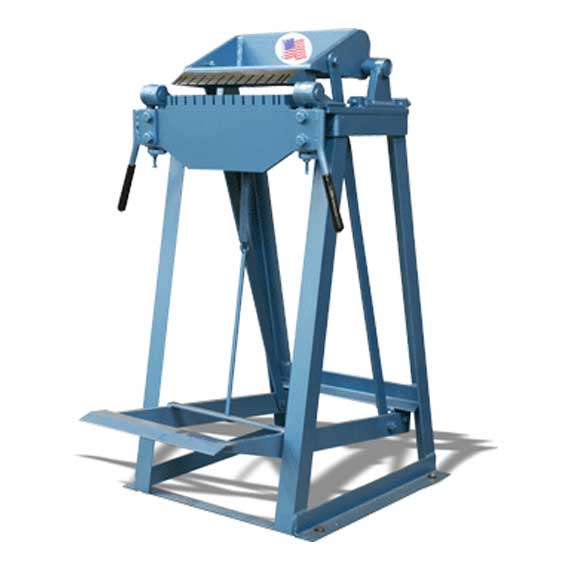 99 Letter Forming Brake On Stand