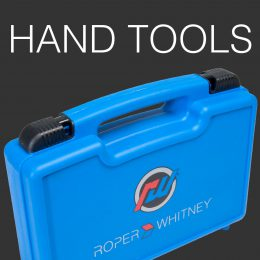 HAND TOOLS - Sheet Metal Fabrication Equipment