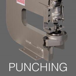 PUNCHING - Sheet Metal Fabrication Equipment