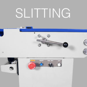 Slitting and Cut to Length