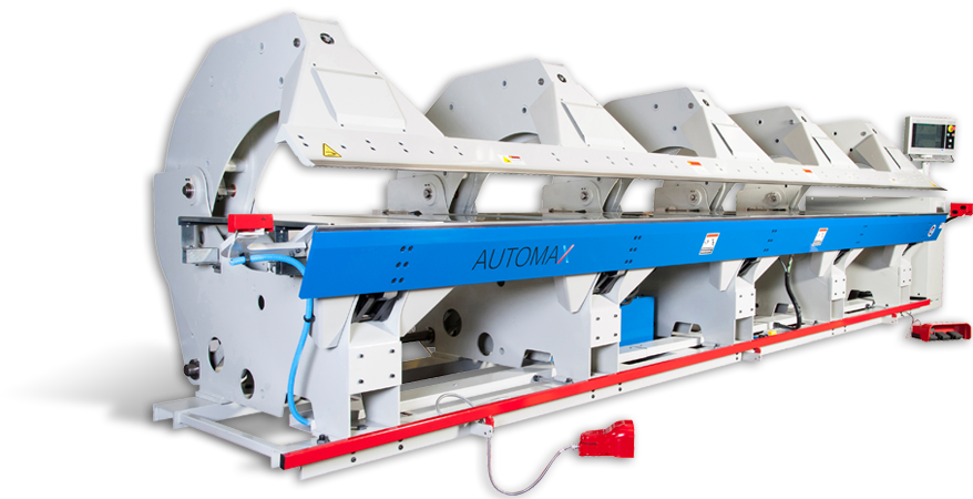 AUTOMAX - Sheet Metal Brake from Roper Whitney