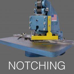 NOTCHING