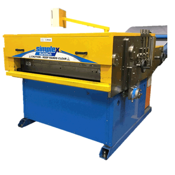 AutoKut Cut to Length Equipment