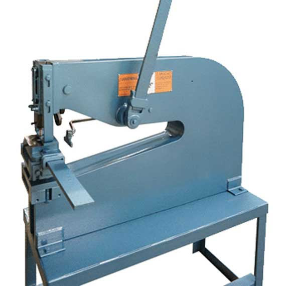 Foot and Lever Punch Machine