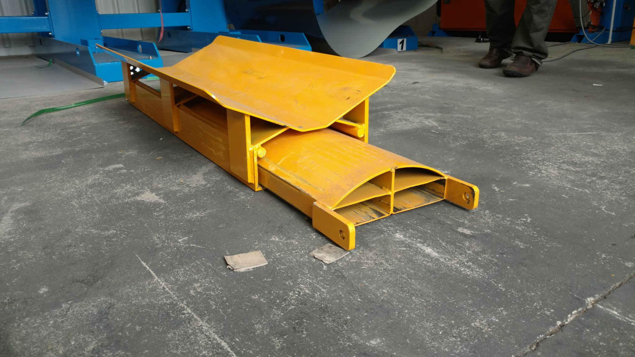 Coil Handling Accessories