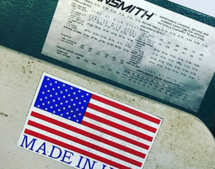 Top 10 Reasons to Buy American Made Products