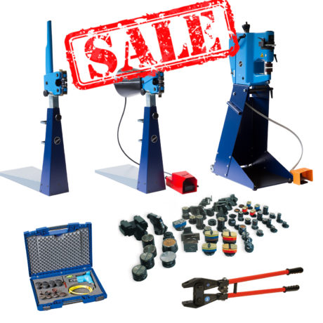 Sale on Select Eckold Products For the Month of April