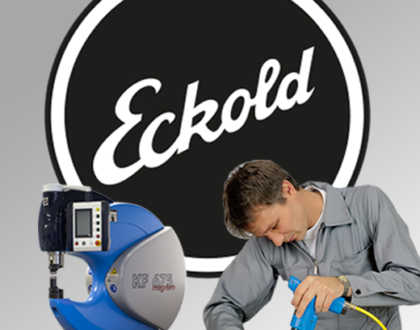 New Partnership with Eckold Sheet Metal Forming