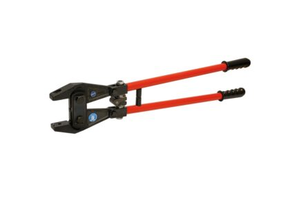 This handheld shrinker stretcher is ideal for adjusting, correcting and touch-up jobs while on the worksite.