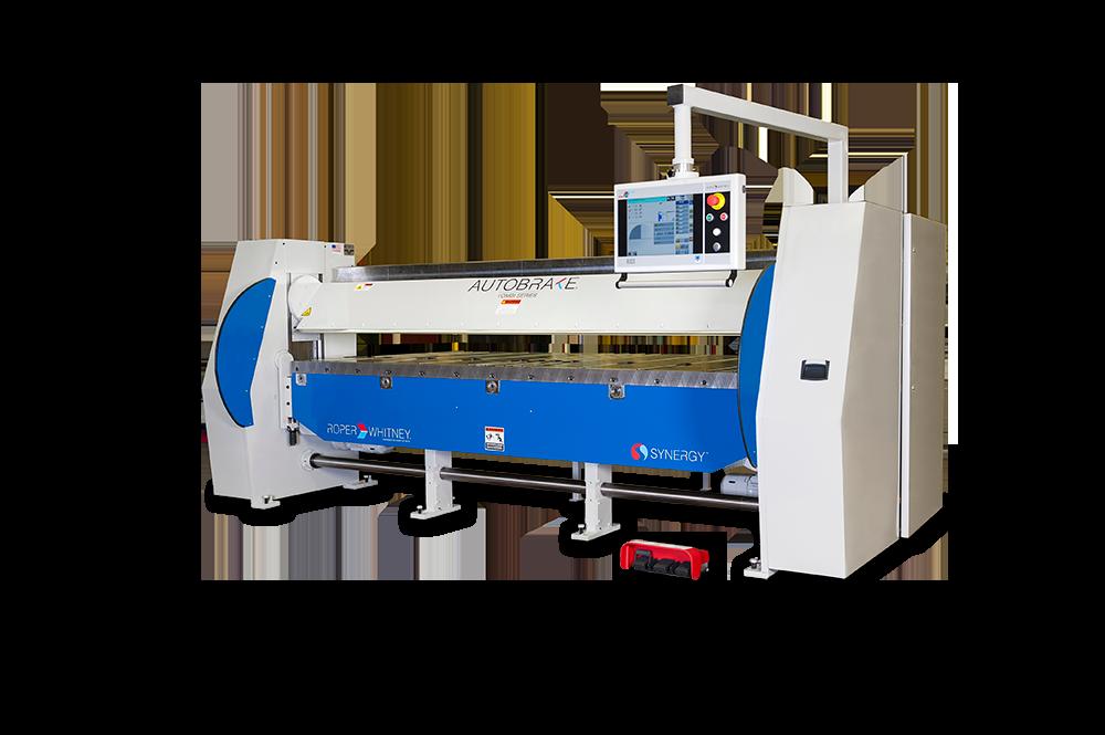 Roper Whitney - Sheet Metal Fabrication Equipment