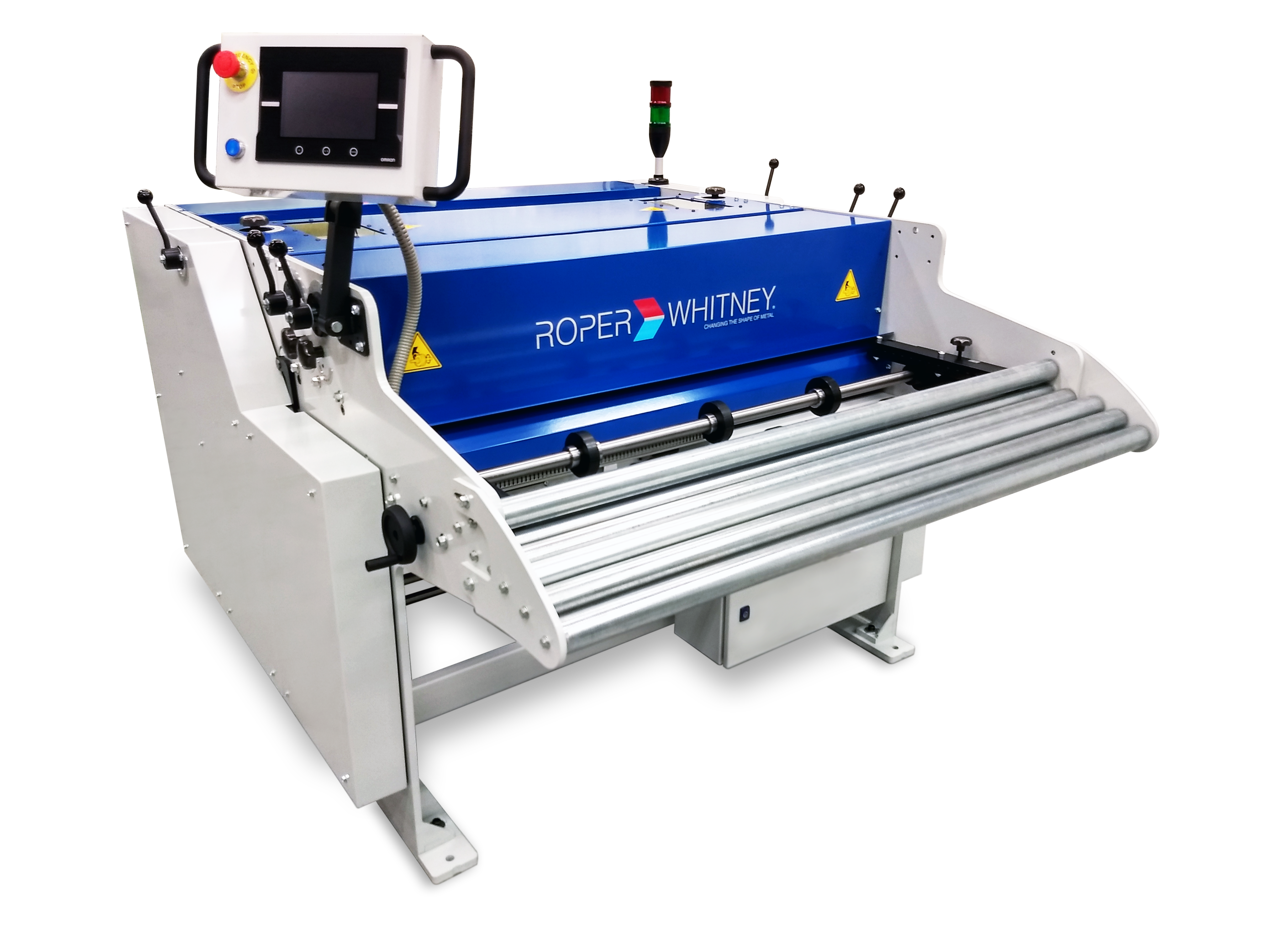 Roper Whitney - Sheet Metal Fabrication Equipment
