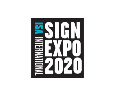ISA International Sign Expo 2020: April 2-4, Orlando, FL
