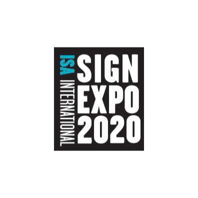 ISA International Sign Expo 2020: August 23-25, Orlando, FL