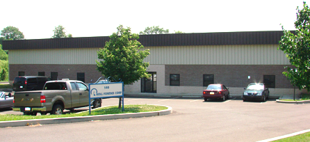 Tennsmith Acquires Roll Former Corporation of Chalfont, PA