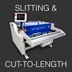 Slitting & Cut-to-Length
