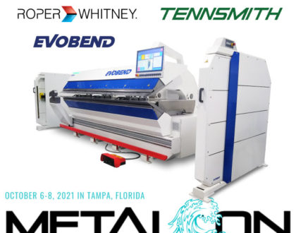 MetalCon 2021: Oct. 6-8, Tampa, FL