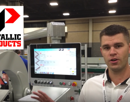 Metallic Products Automax+ Testimonial at Metalcon 2018
