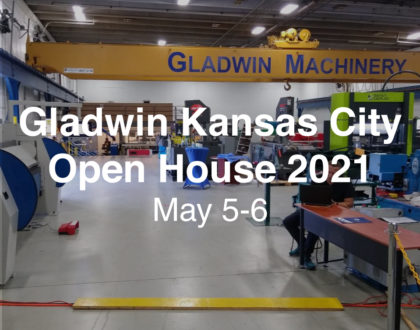 Gladwin Kansas City Open House 2021: May 5-6, Parkville, MO