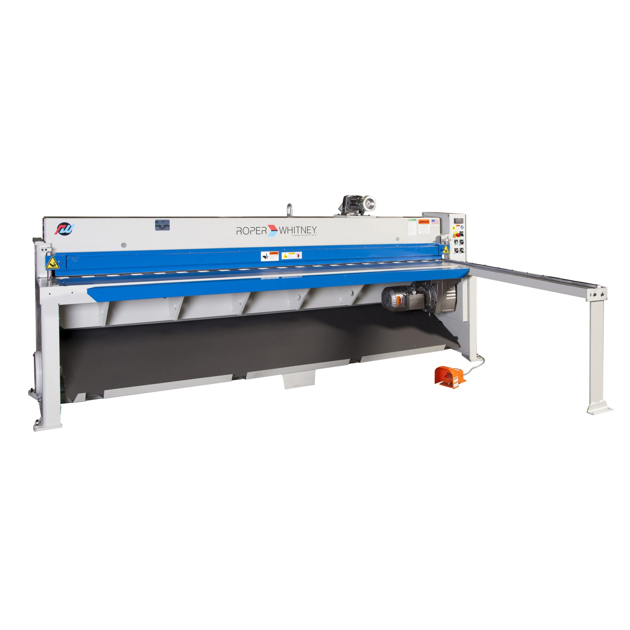 10m14 Mechanical Sheet Metal Shear By Roper Whitney