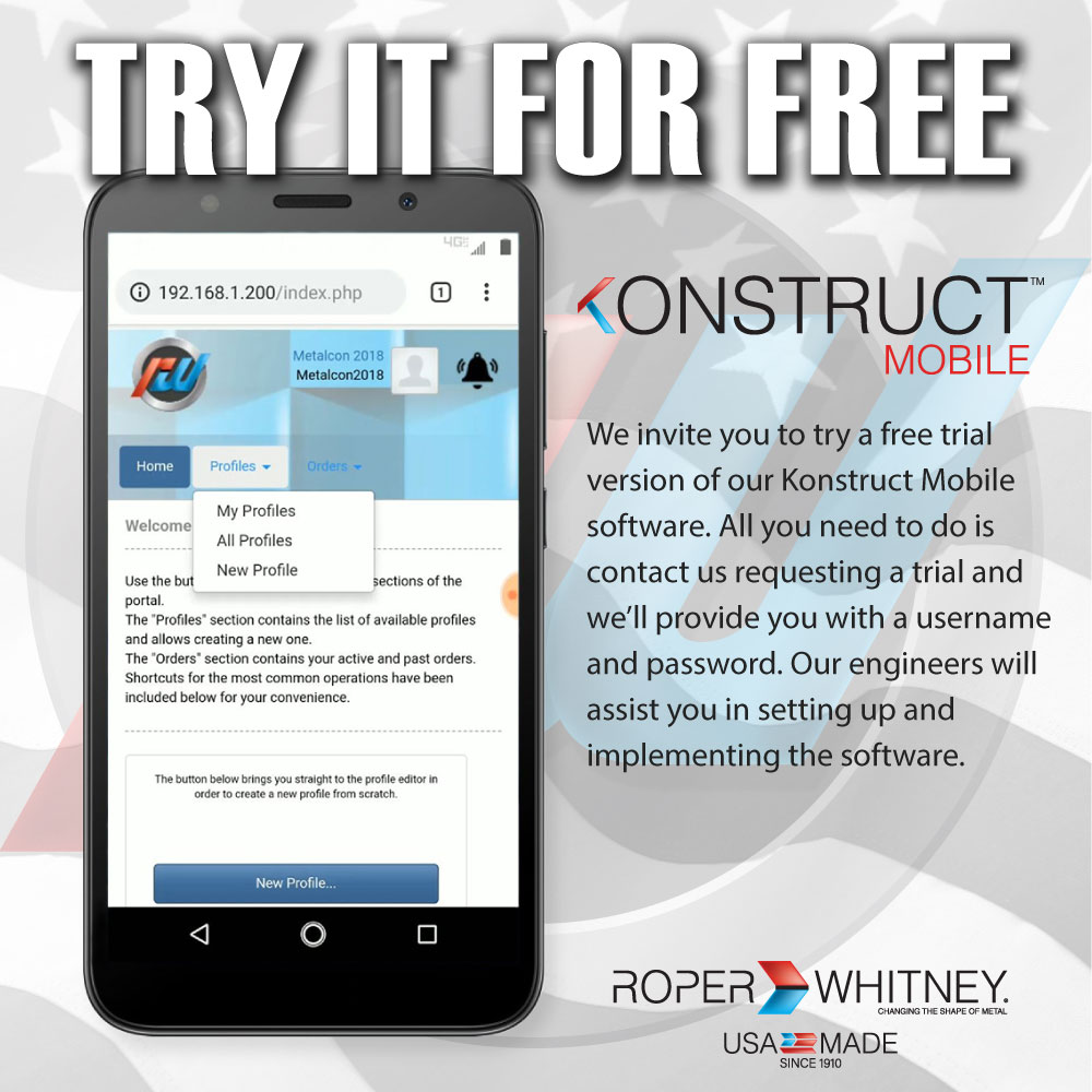 Attn. Autobrake Users: Try Our Konstruct Mobile Software Free